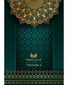 Bundle of 6 wholesale salwar suit Catalog TRISHIKA by SIDDHI SAGAR