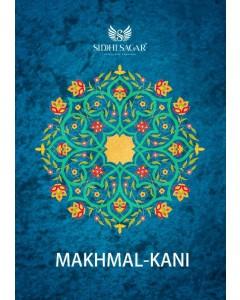 Bundle of 6 wholesale Salwar Suit Catalogue Makhmal Kani by Siddhi Sagar