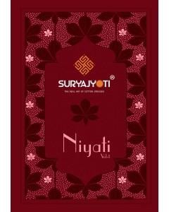 Bundle of 8 wholesale salwar suit Catalog NIYATII VOL 1 BY SURYAJYOTI