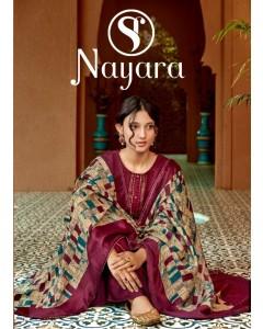 Bundle of 8 wholesale Salwar Suit catalogue Nayara by Sweety Fashion
