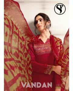 Bundle of 8 wholesale Salwar Suit Catalogue Vandan by Sweety Fashion