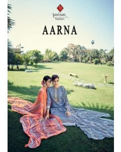 bundle of 8 wholesale salwar suit catalogue aarna by tanishk fashion