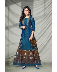 bundle of 8 kurti with skirt Hellaro 10 by Kinti