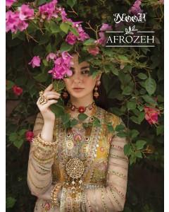 bundle of 3 pakistani suit Noor Afrozeh