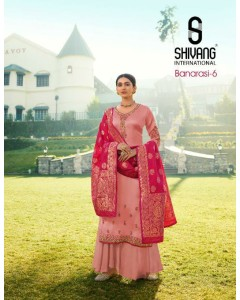 bundle of 6 Salwar Banarasi 6  by Shivang