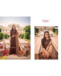 bundle of 10 dress material Belliza by Alok