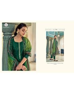 bundle of 4 dress material Vihana by Kalarang