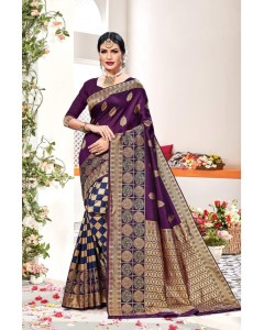 BUNDLE OF 6 WHOLESALE SAREE CATALOG NITYA SILK BY NEYMAR