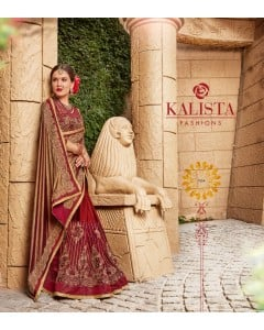 BUNDLE OF 5 WHOLESALE SAREE CATALOG  LEGEND*  BY KALISTA