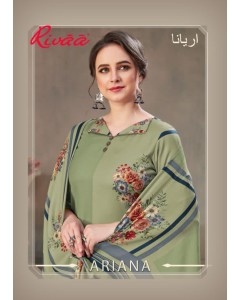BUNDLE 7 WHOLESALE SALWAR SUIT CATALOG ARIANA BY RIVAA