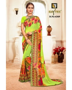 BUNDLE OF 12 WHOLESALE SAREE CATALOG Passion BY HAYTEE