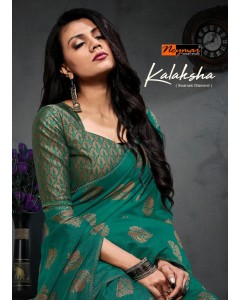 BUNDLE OF 6  WHOLESALE SAREE CATALOG Kalaksha BY NEYMAR