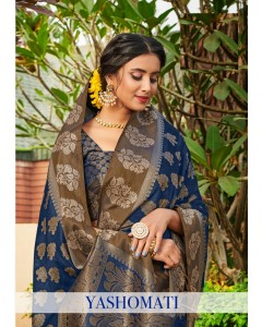BUNDLE OF 12 WHOLESALE SAREE CATALOG YASHOMATI
