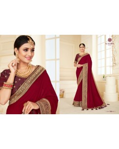 BUNDLE OF 9  WHOLESALE SAREE CATALOG  KAVIRA ANUPAMA (1700 SERIES)