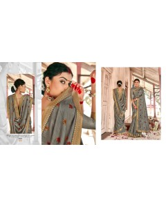 BUNDLE OF 8  WHOLESALE SAREE CATALOG Julie  BY SATVACHAN