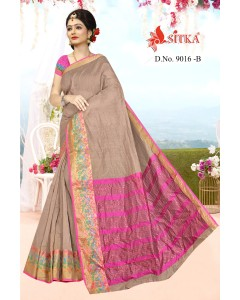 BUNDLE OF 6   WHOLESALE SAREE CATALOG . NIDHI-9016 BY SITKA