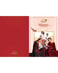 BUNDLE OF 8  WHOLESALE SAREE CATALOG MONEY VOL 2 BY NISCHAYA SAREE