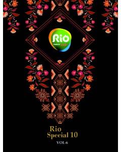 BUNDLE OF 10 WHOLESALE SALWAR SUIT CATALOG Rio special10 vol 6