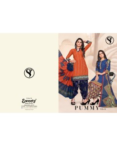 BUNDLE OF 12 WHOLESALE SALWAR SUIT CATALOG  PUMMY VOL 31  BY SWEETY FASHION