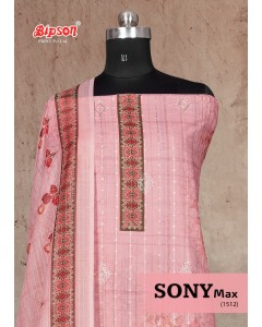 JUMBLE  OF 4 WHOLESALE SALWAR SUIT CATALOG  SONY MAX  Dn No 1512 BIPSON