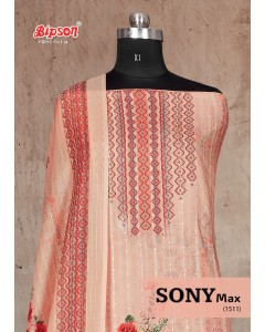 JUMBLE  OF 4 WHOLESALE SALWAR SUIT CATALOG  SONY MAX  Dn No 1511BIPSON