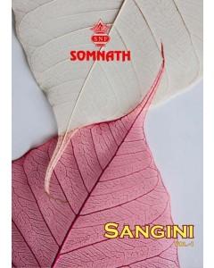 BUNDLE OF 16  WHOLESALE SALWAR SUIT CATALOG Somnath Sangini Vol-1 (Readymade Suit)