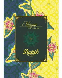 BUNDLE OF 15  WHOLESALE SAWAR SUIT CATALOG Batik Special Vol 17 BY Mayur Creation
