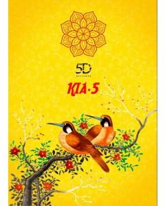 BUNDLE  10   WHOLESALE SAREE  CATALOG  KIA-5 BY 5D