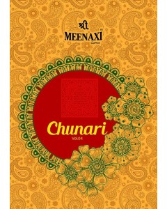 BUNDLE OF 10  WHOLESALE SALWAR SUIT CATALOG  Meenaxi Chunari Vol-4