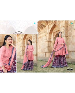 BUNDLE OF 4   WHOLESALE SALWAR SUIT CATALOG Glamour 3739 Series By Your Choice