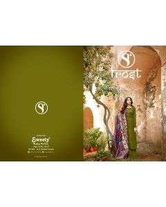 BUNDLE OF 8  WHOLESALE SALWAR SUIT CATALOG FROST  BY SWEETY FASHION
