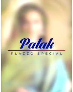 BUNDLE OF 32   WHOLESALE SALWAR SUIT  CATALOG MCM Palak Plazzo Special (Kurti With Plazzo & Dupatta)