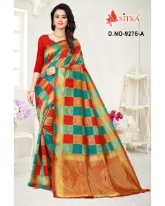 bundle of 4 saree Bhagyalaxmi 9276