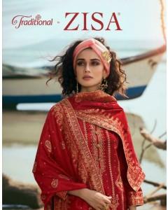 Bundle of 8 wholesaler Salwar Suit Catalogue ZIsa Traditional by Meera Trendz